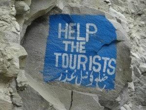 Help the Tourists! Somalia