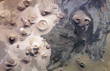 Khaybar White Volcanos