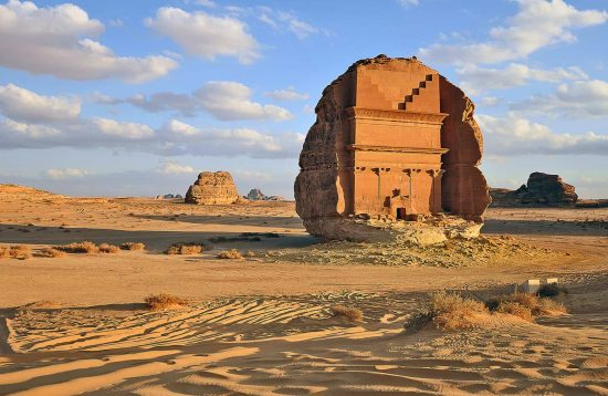 Madain Saleh, Saudi Arabia