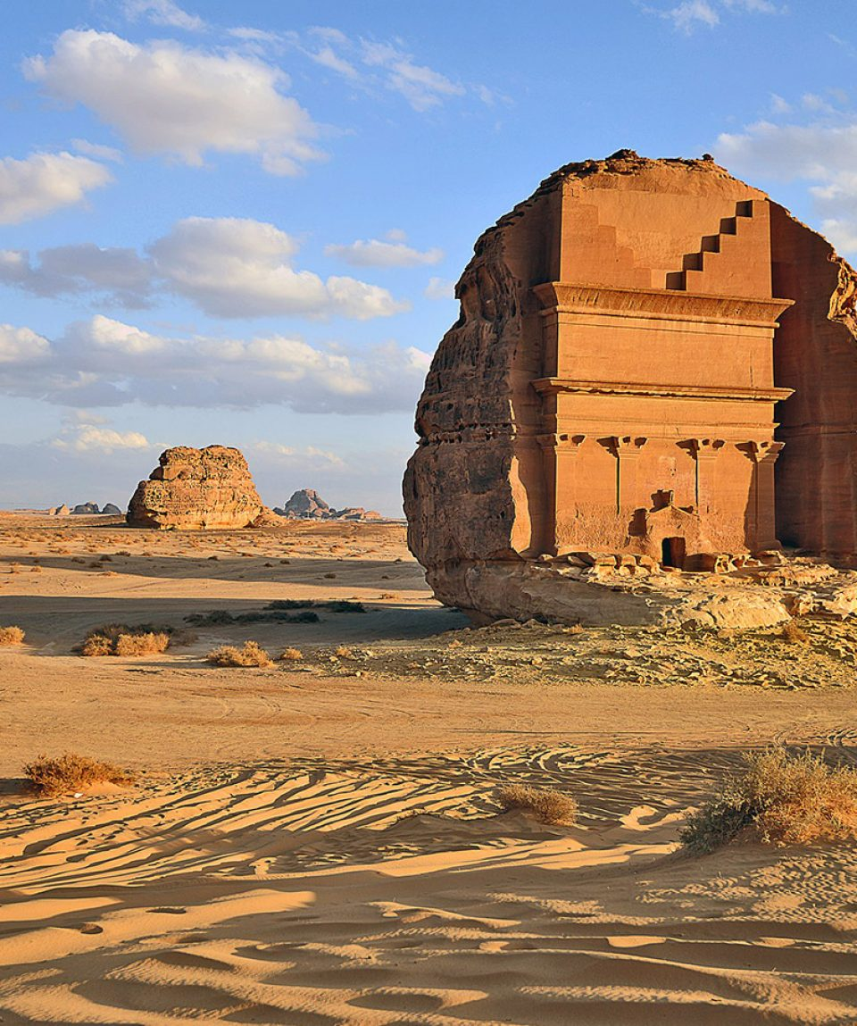 Madain Saleh - photo by Ahmad AlHasanat