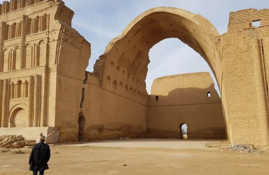 Iraq - Arch of Ctesaphon