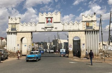 City walls of Harar