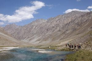Tajikistan Female Trekking Guides