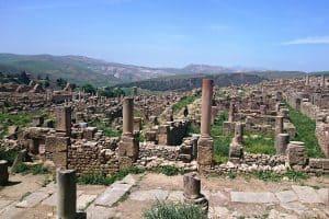 Djemila Algeria