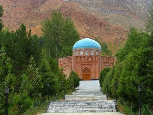 Rudaki Tomb, Penjakent